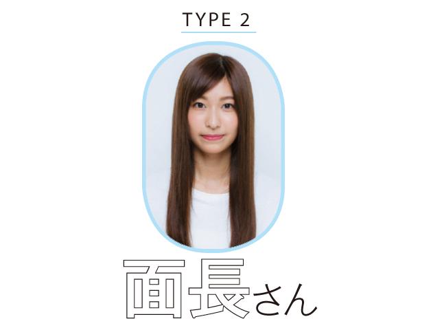 TYPE2 面長さん