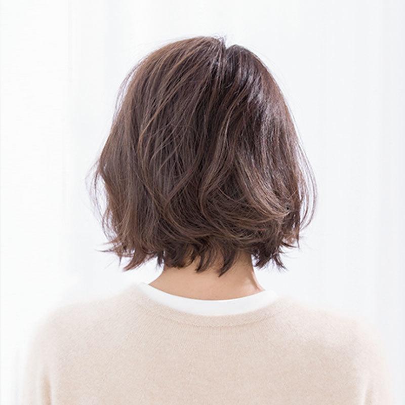 40代に似合う髪形 人気ボブヘアスタイル3位
