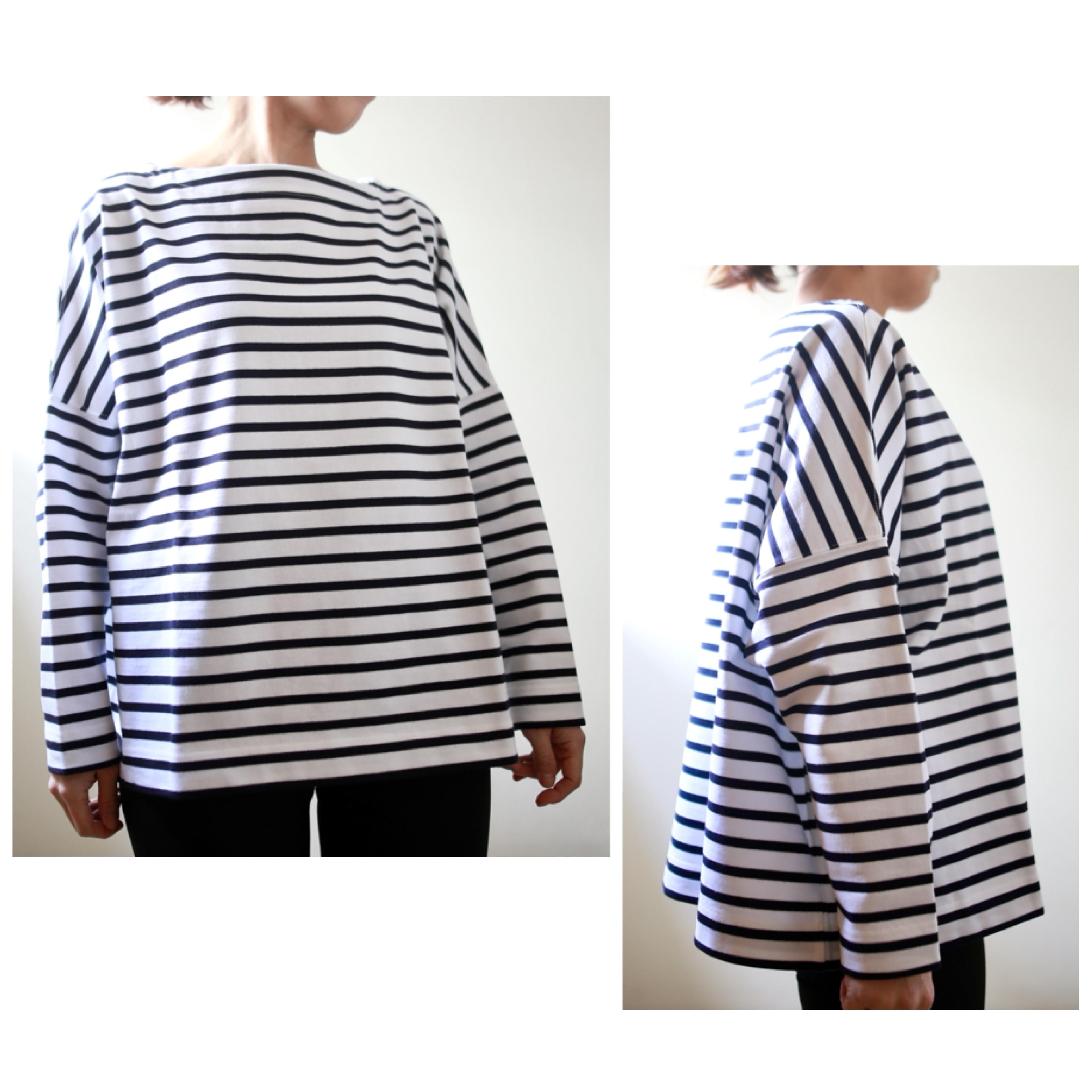 小柄 Sサイズ ボーダー traditionalweatherwear