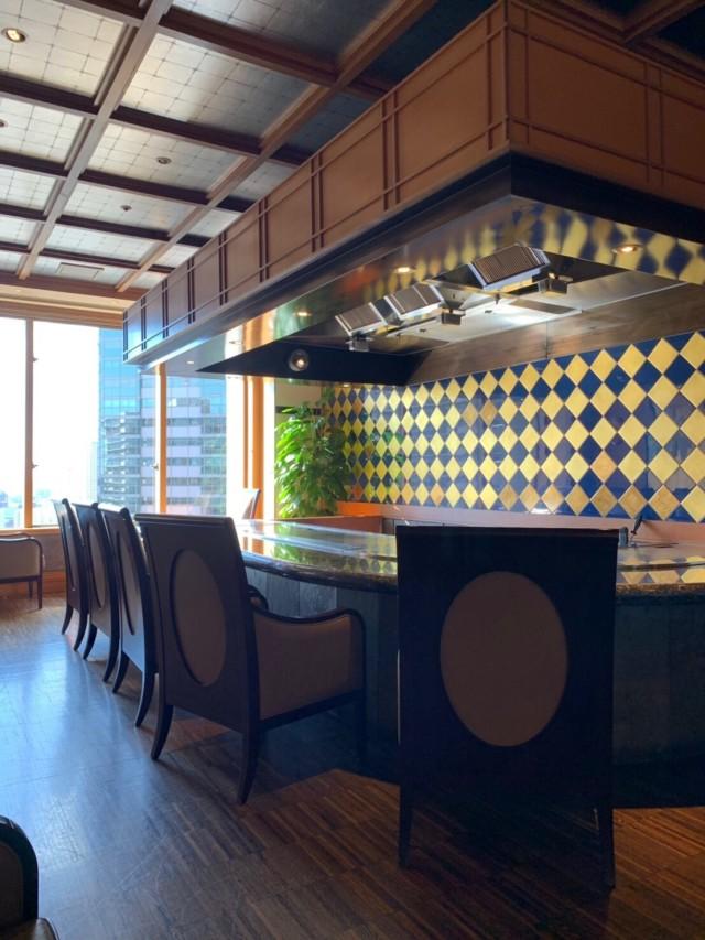 美女組さんと♪鉄板焼き「恵比寿」ウエスティンホテル東京へ_1_2-8