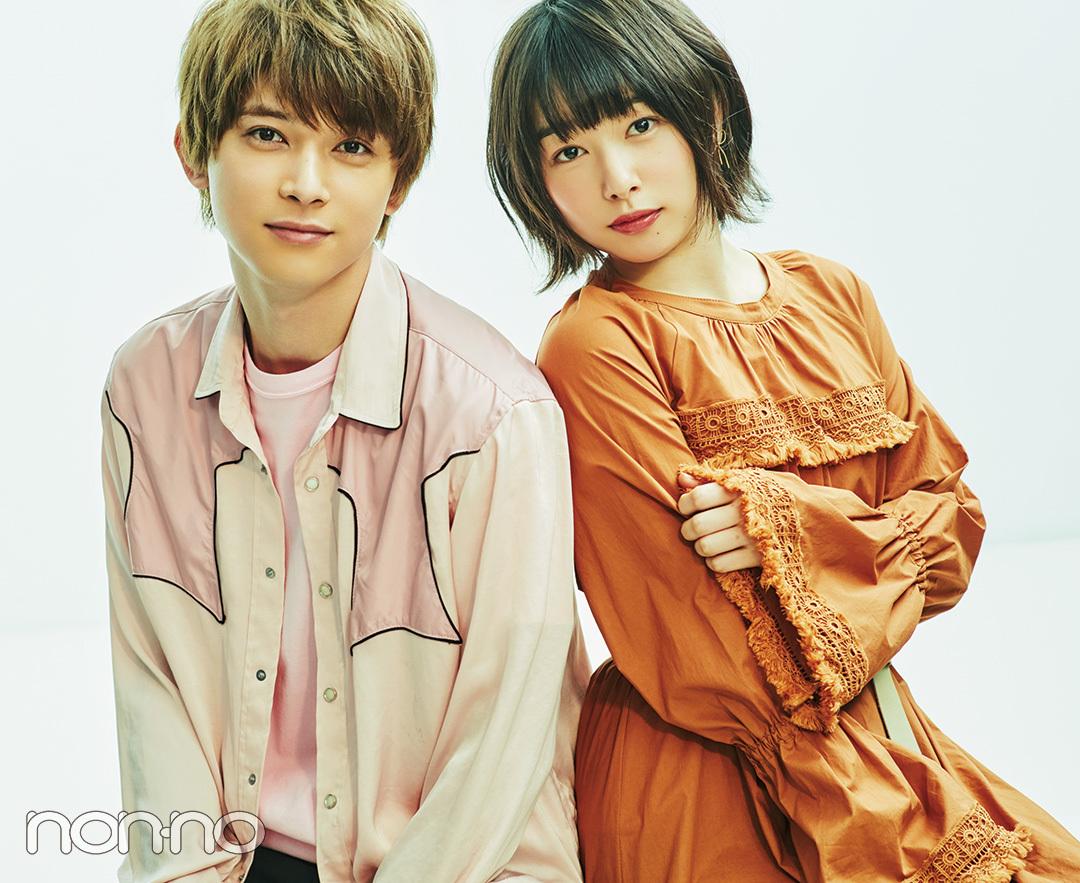 キュンキュンしてほしい♡ 桜井日奈子&吉沢亮『ママレード・ボーイ』の熱演を語る!_1_1
