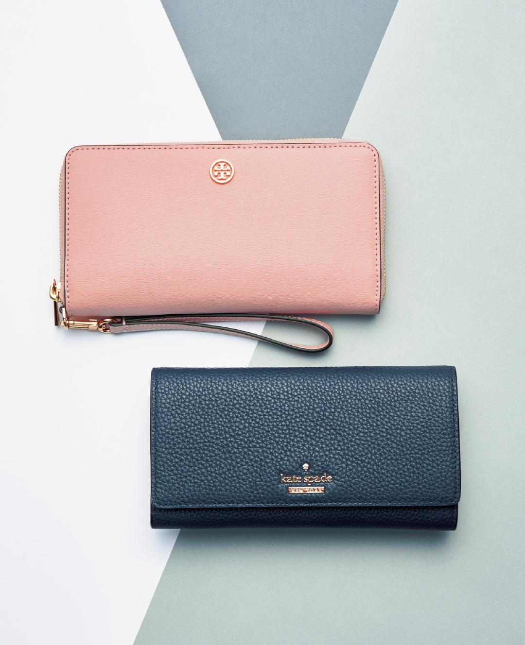 来年のお財布はコレに決めた! ケイトスペード&トリーバーチ新作♡ _1_1