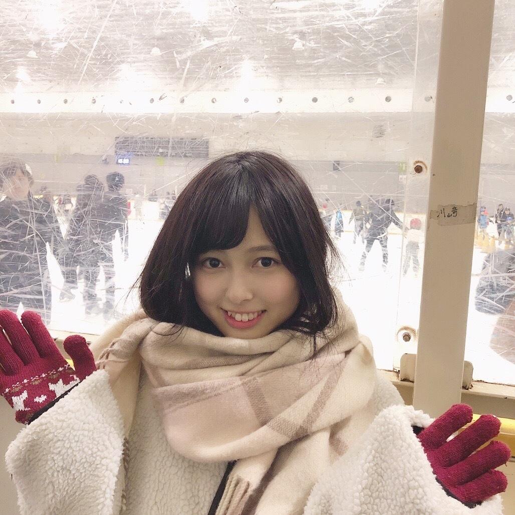 冬のアクティブデートにアイススケート♡_1_1
