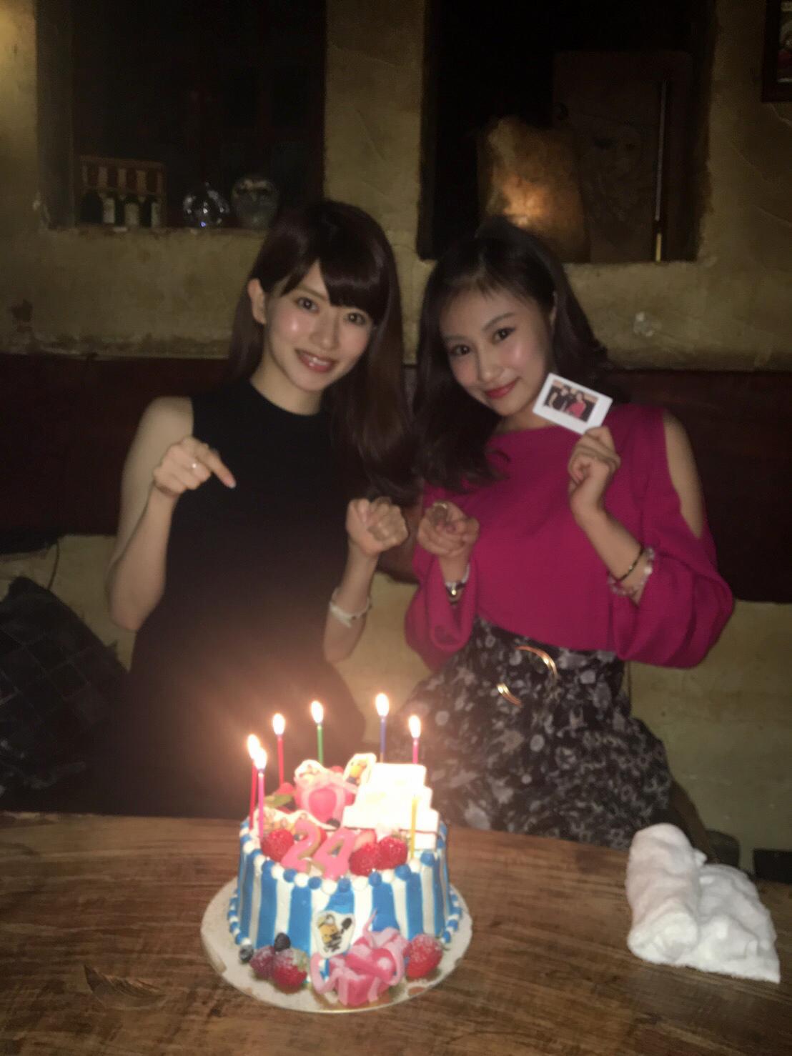 お誕生日迎えました♡ミニオンケーキ_1_2