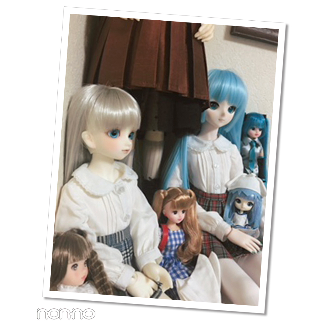 話題の美少女、多屋来夢が新ノンノモデルに決定! プライベートも取材♡ _1_3-2