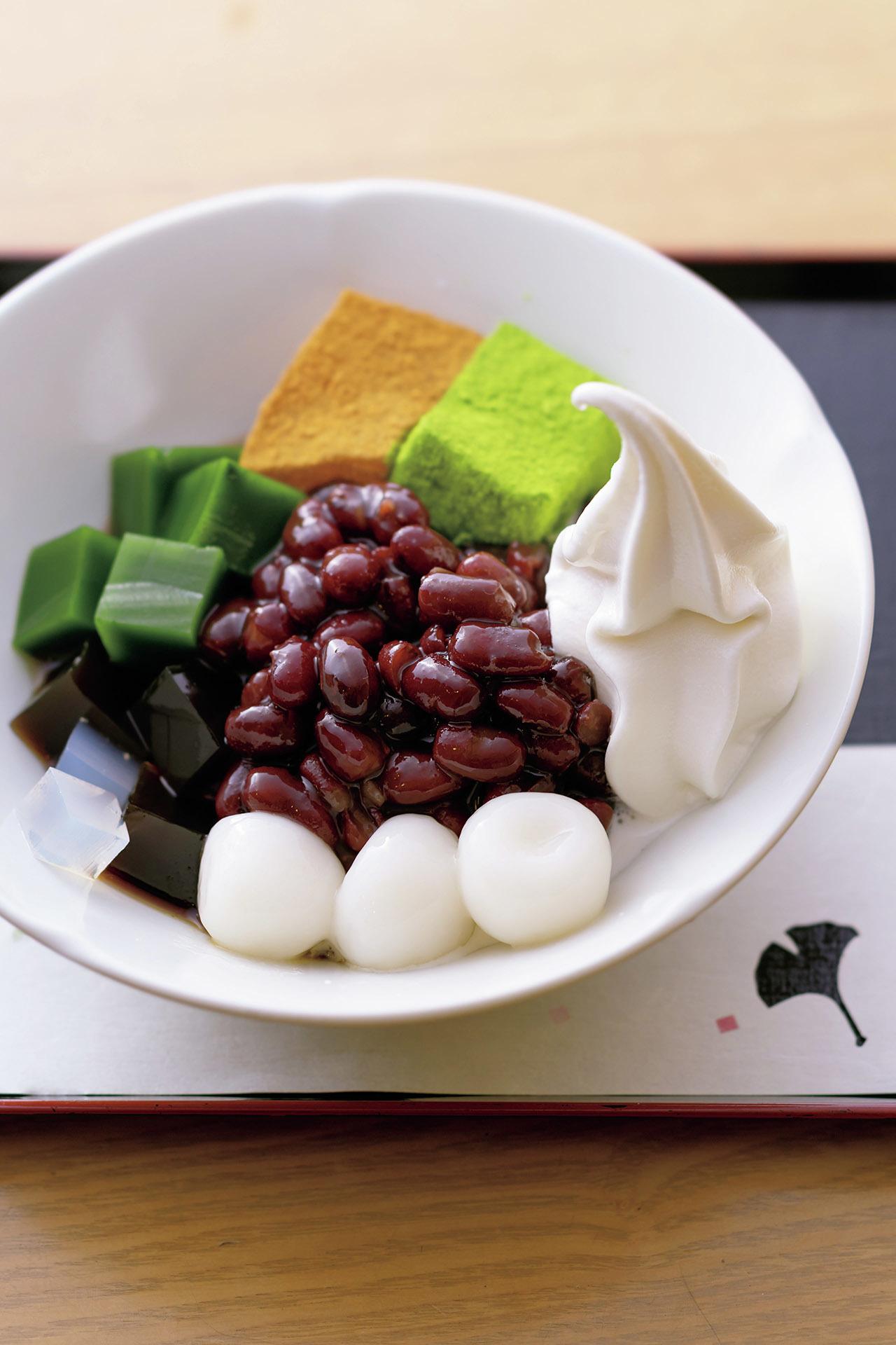 大人の京都旅のごほうびは、絶品甘味で! 五選_1_1-2
