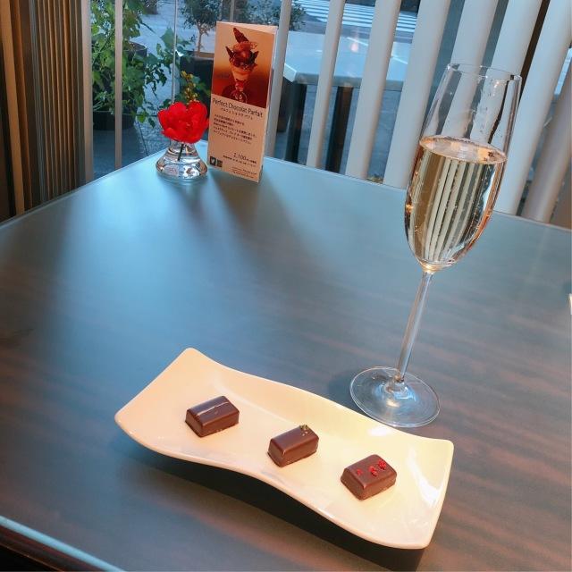 ショコラティエ パレドオール東京に行ってきました〜_1_1