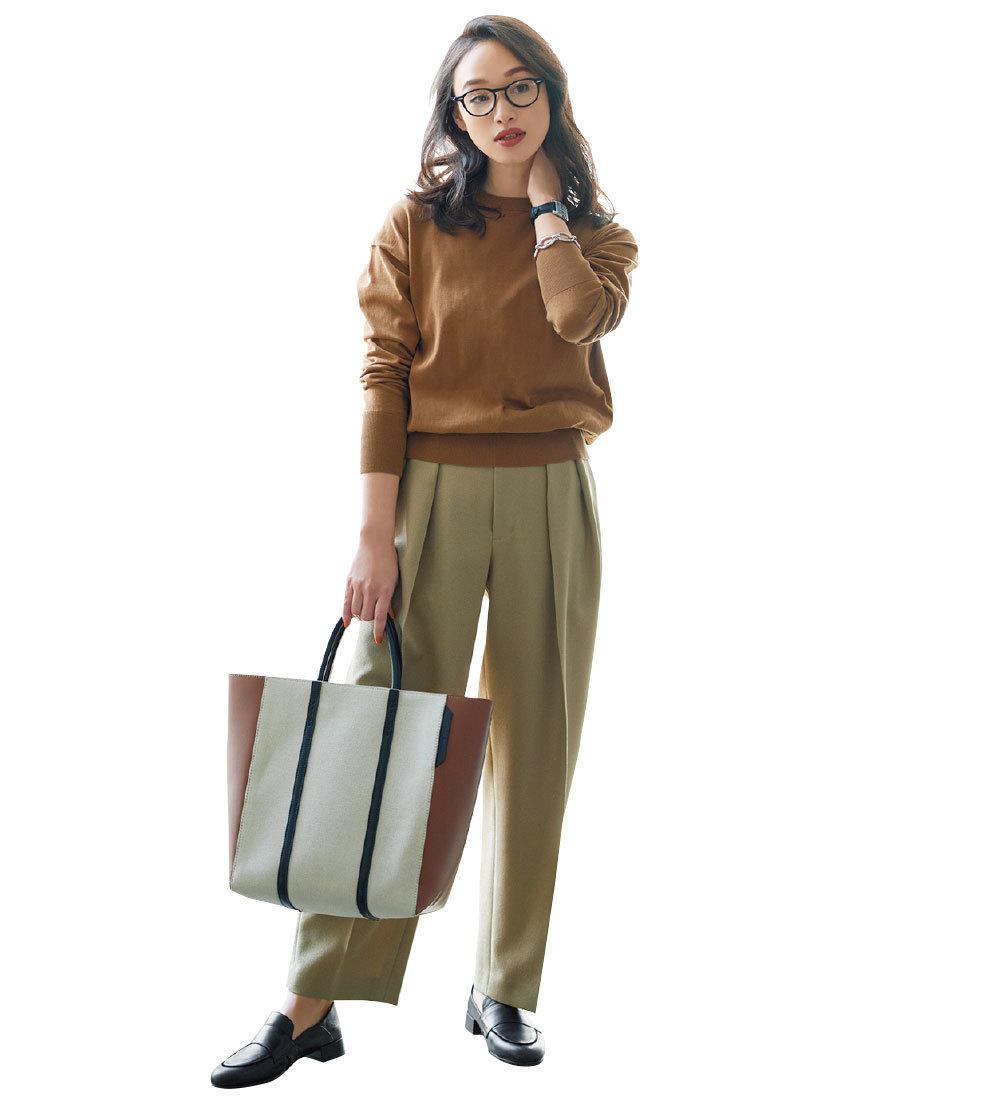 小柄なアラフォー女性におすすめのファッショントレンドは? スタイルアップのテクニック集_1_12