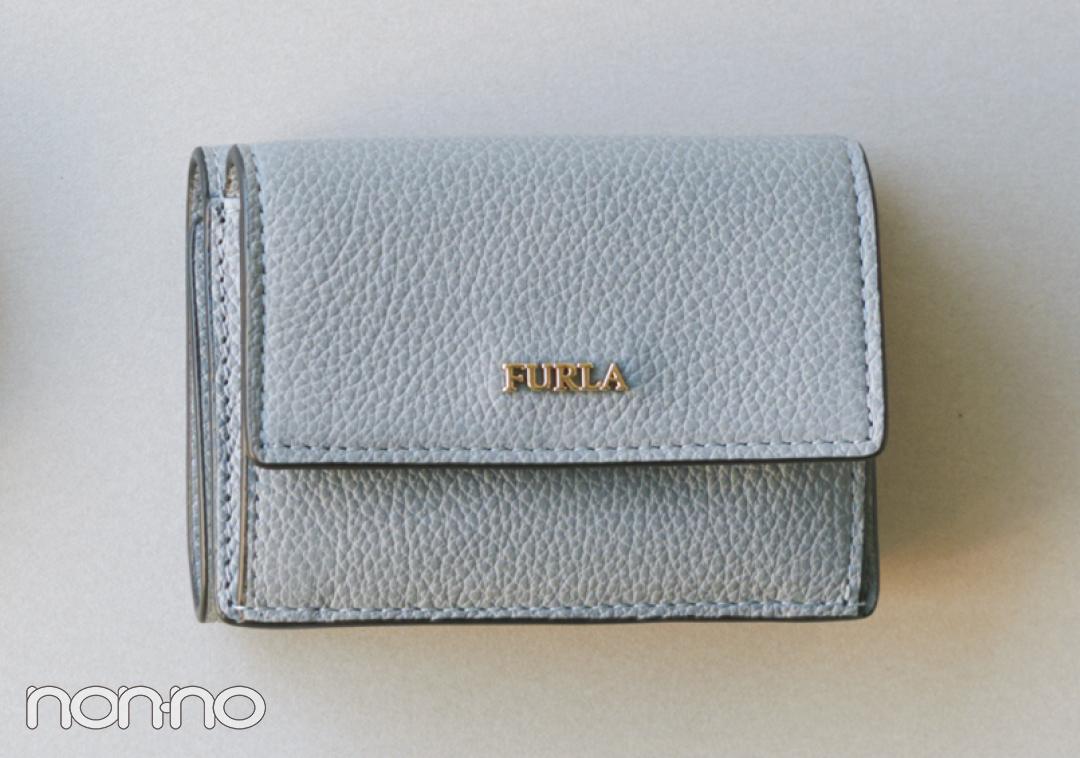 newest 868d4 74287 買い替えるならやっぱり♡ フルラのミニ財布【20歳からの名品 ...
