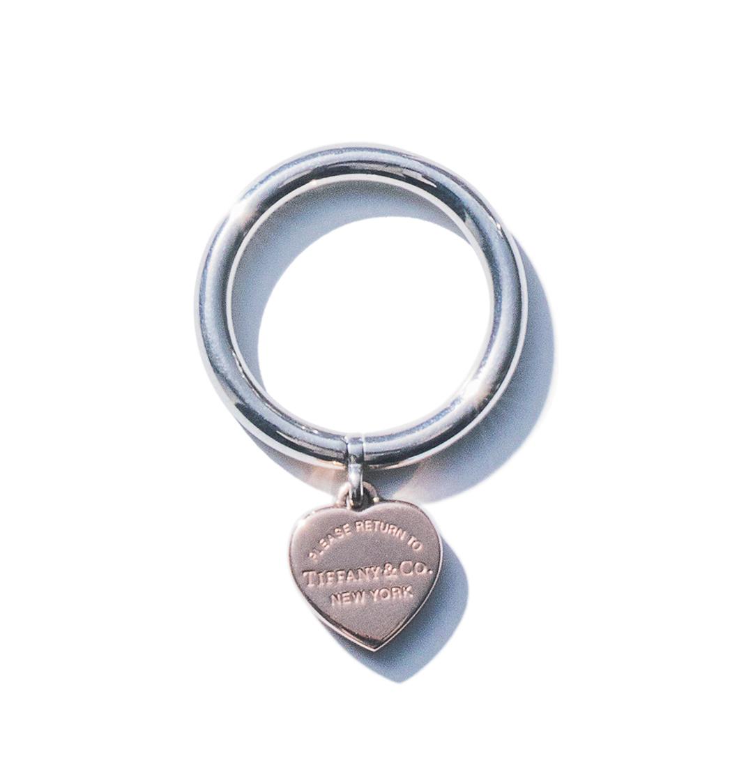 フェミニン派に似合うティファニーのネックレス&指輪って?_1_2-4