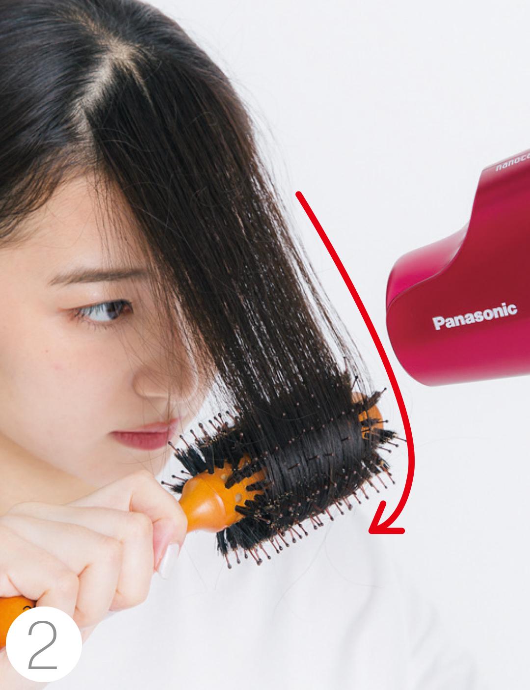 前髪がぱっくり割れてる、寝グセがヤバい…朝の髪形悩み、解決策5選!_1_4-2