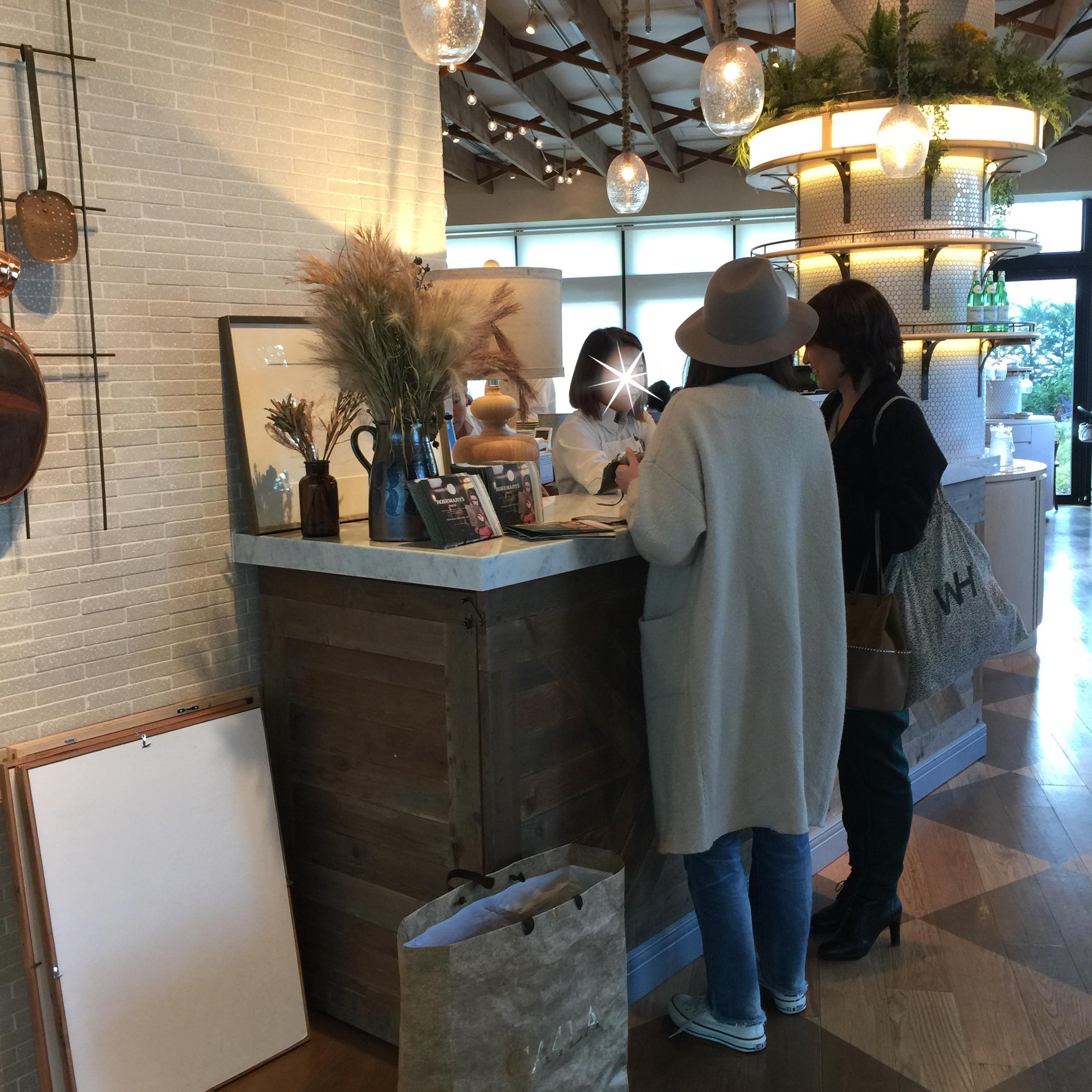 行列必須のお店、『ROSEMARY'S TOKYO』で美女組ランチ♡_1_5