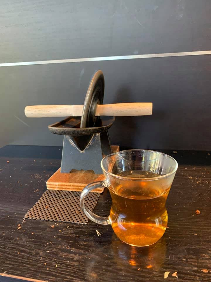 茶葉を選んで葉を細かくして。自分だけのオリジナル茶が作れるって 楽しい!_1_5