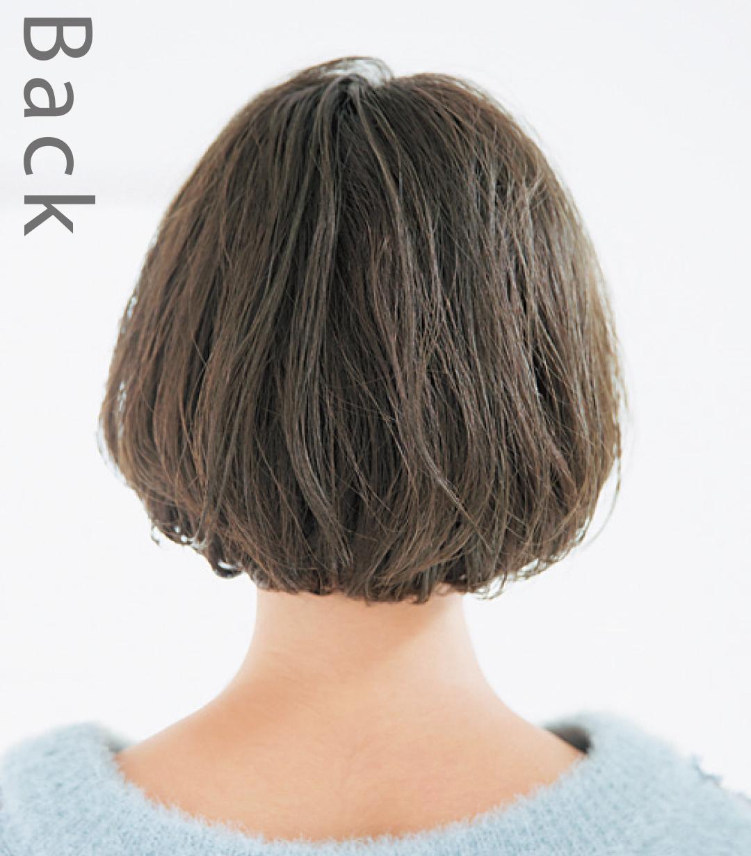パサつく髪の秋カラーは透明感のあるアッシュ×ラベンダー!_1_2-2