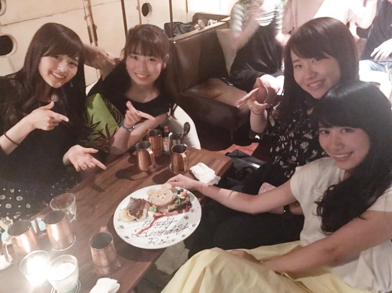 19歳の誕生日ディナー♡_1_3