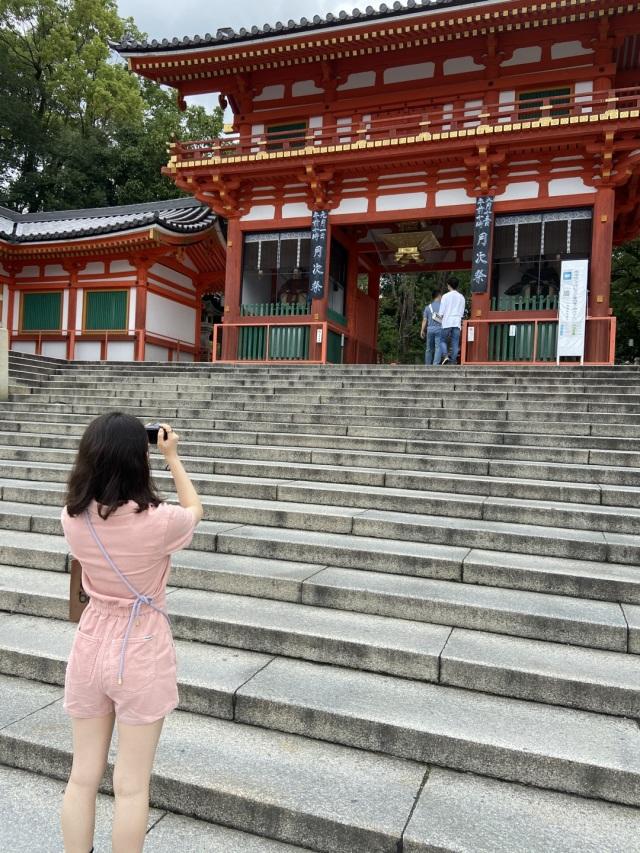 夏の京都の観光へ_1_1