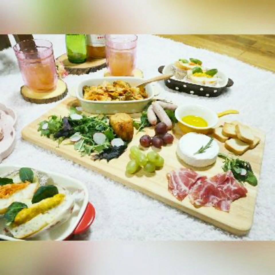おうちピクニック②