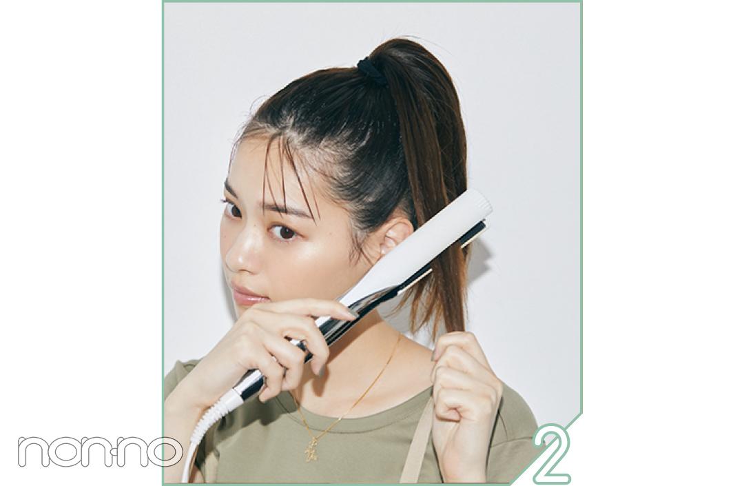 西野七瀬のトップス×盛れるヘアアレカット5-4