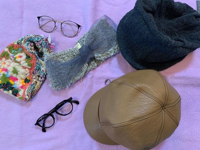マスクでも簡単におしゃれ感アップ!アラフォー「帽子」&「眼鏡」の楽しみ方_1_2