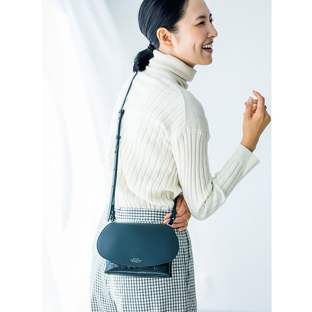 4.何通りにも使える斜めがけ バッグの最新お気に入り