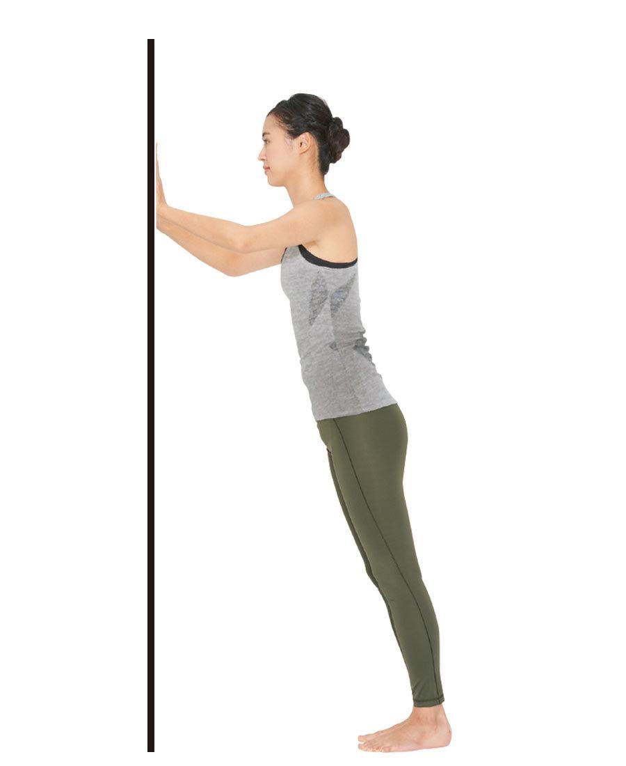 姿勢が整う!肩甲骨まわりの筋肉を強化して安定させる!【キレイになる活】_1_2-2