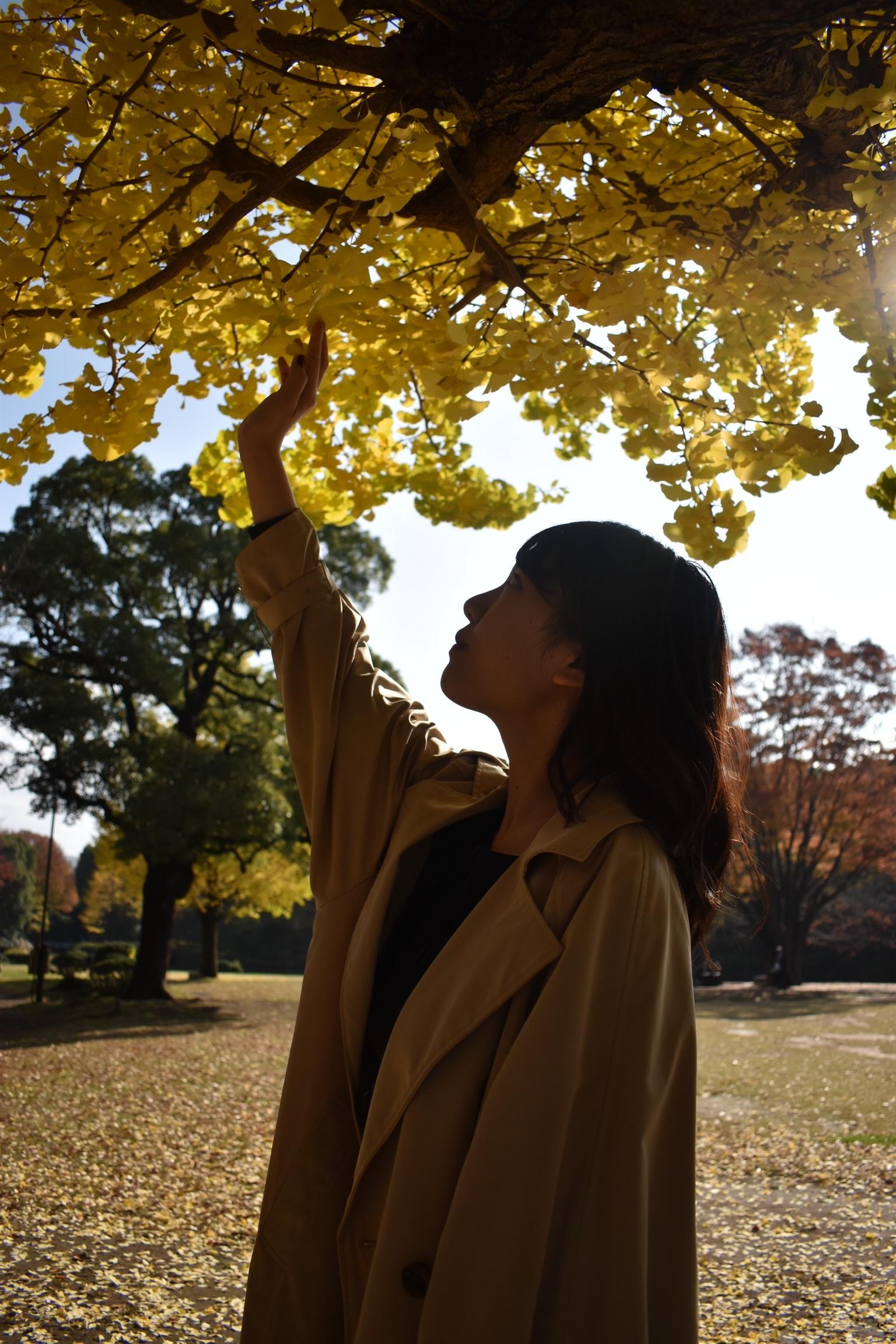 【紅葉】北の丸公園でお友達と撮影会!!_1_7
