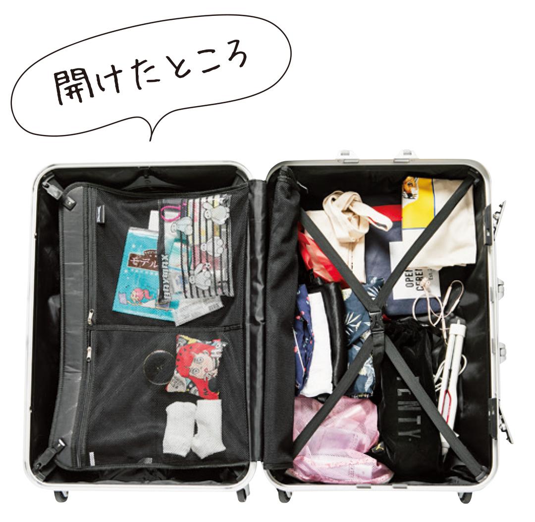 ノンノモデル江野沢愛美の韓国2泊3日★スーツケースの中身、全部見せます!_2_1