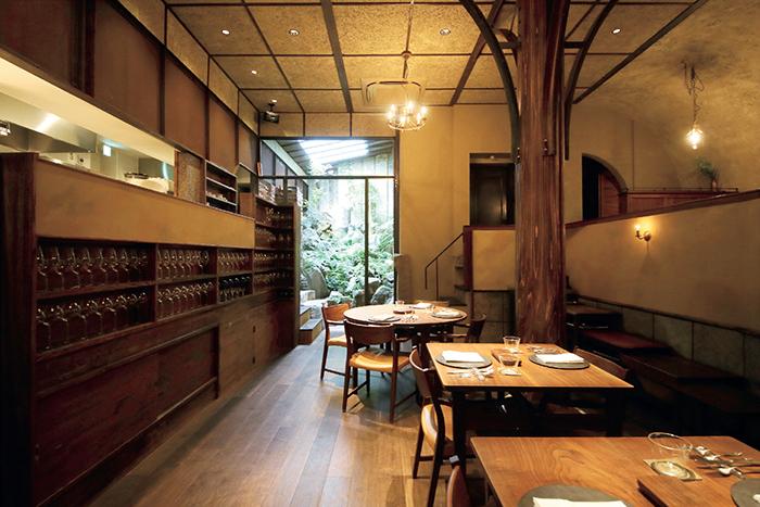 町家を改装した空間でイタリア料理が楽しめる『チェンチ』_1_1-4