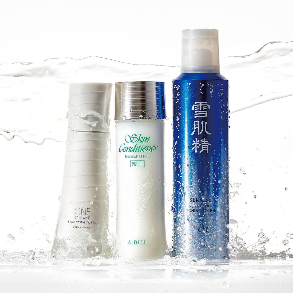 皮脂・毛穴・メイクくずれのための_40代化粧水