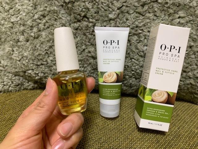OPIのNAIL&CUTICLE OIL