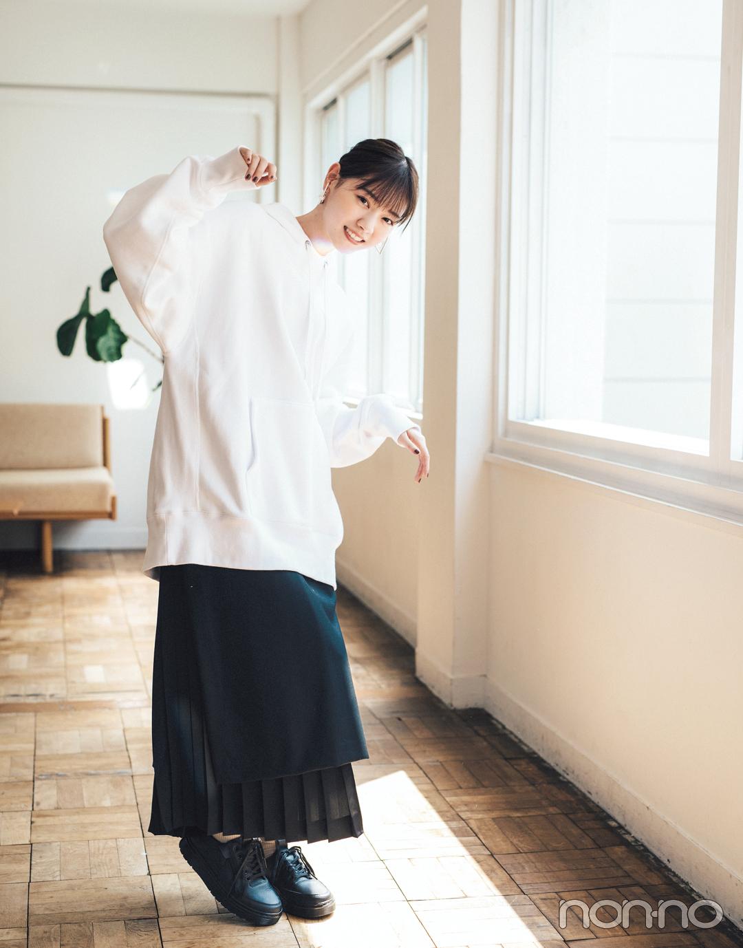 西野七瀬の秋服キープリスト★ なぁちゃんがこの秋着たい服って?_1_3