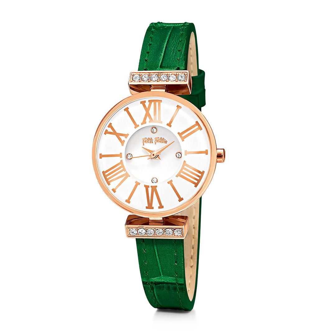 可愛いままで大人♡ のクリスマスプレゼントならフォリフォリのフェミニン腕時計_1_2-5
