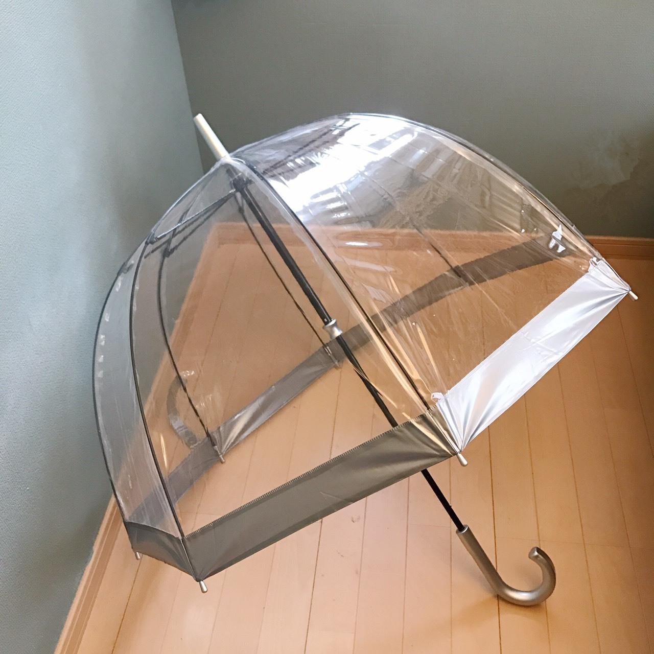 FULTONの傘で雨の日コーデ_1_1