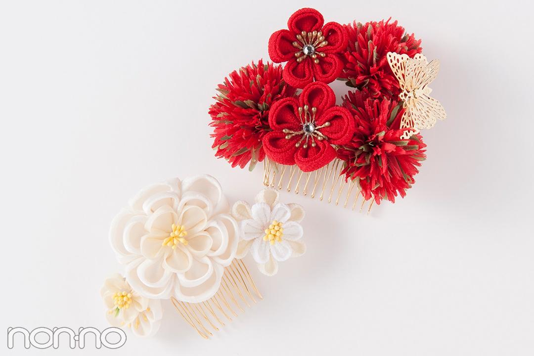 ボブの成人式にも似合う! 和装髪飾り「花かんざし」5選_1_2-2