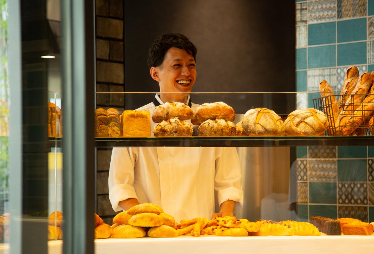 美味しいパン、だけじゃない。ベーカリー&ビストロ「セブンクローバー」_1_2