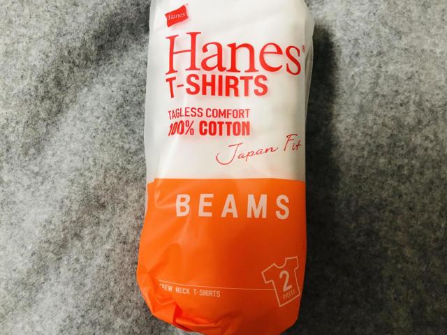 """「白Tは年中着る!」村山佳世子さんのルールブックを参考に名品Tシャツ""""Hanes""""を買ってみた。_1_3"""