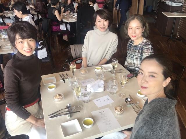 新メンバー4人銀座で火鍋♪と、マリソル美女組ブログについて思うこと_1_4