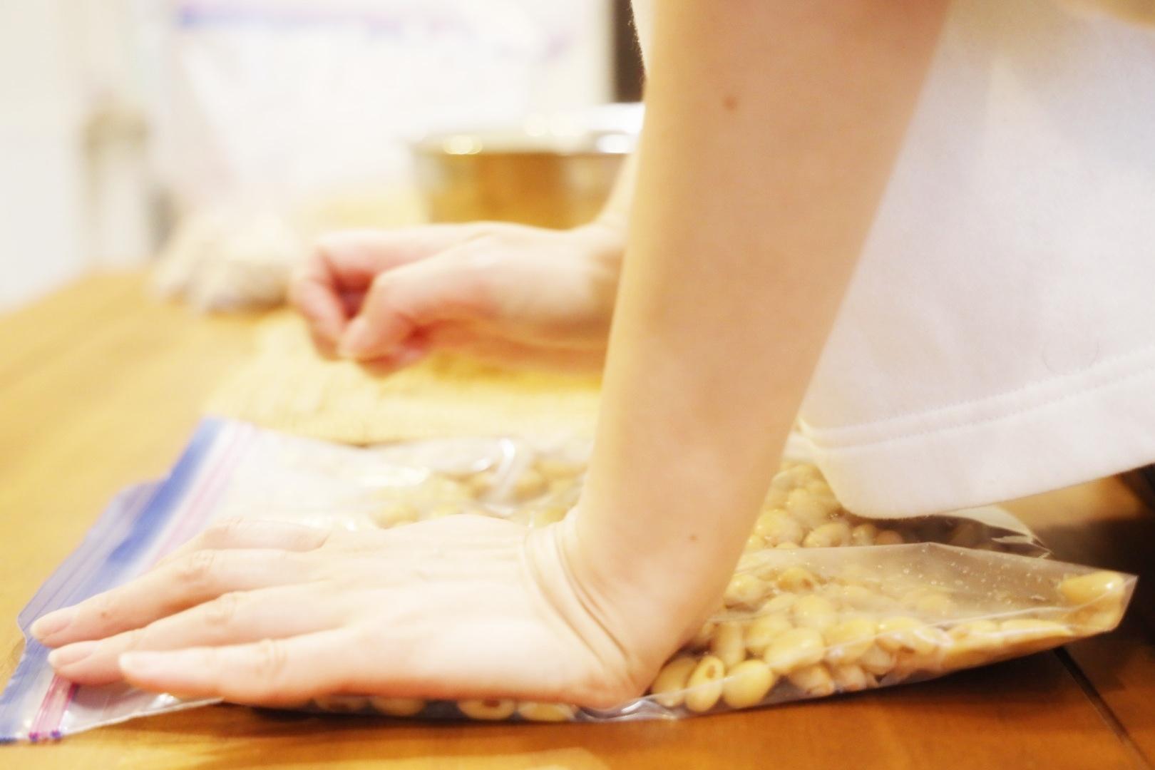 備蓄や保存に最適!免疫力を高める最強の発酵食品「味噌」を、ジップロックで手軽に作っちゃおう♪_1_5