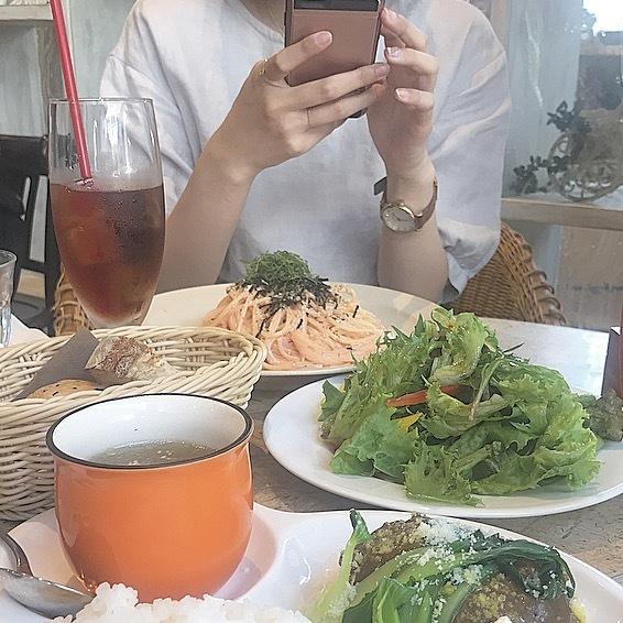 恵比寿《accueile》のマシュマロパンケーキが絶品♡_1_4