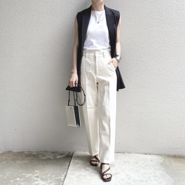 アラフォーのGU着こなし術まとめ! GUの人気アイテムで作る2021夏コーデ |40代ファッション_1_12