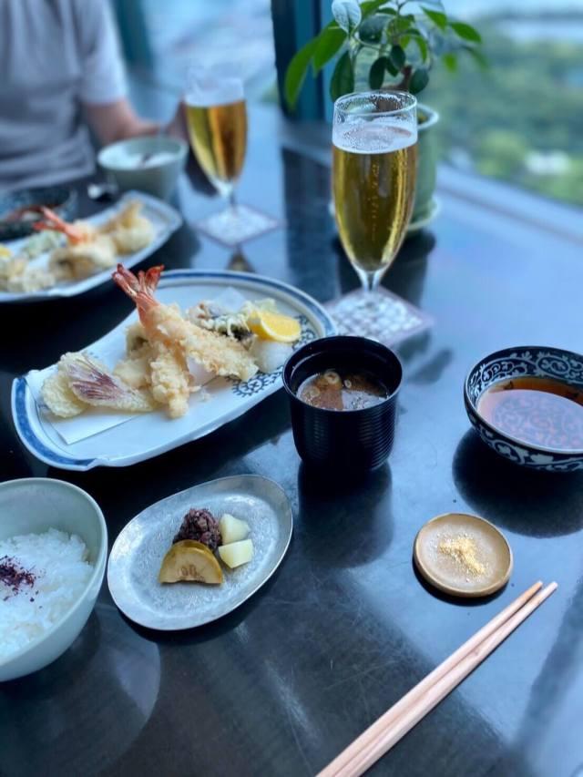 CONRAD東京「風花」日本料理へランチ _1_2-2