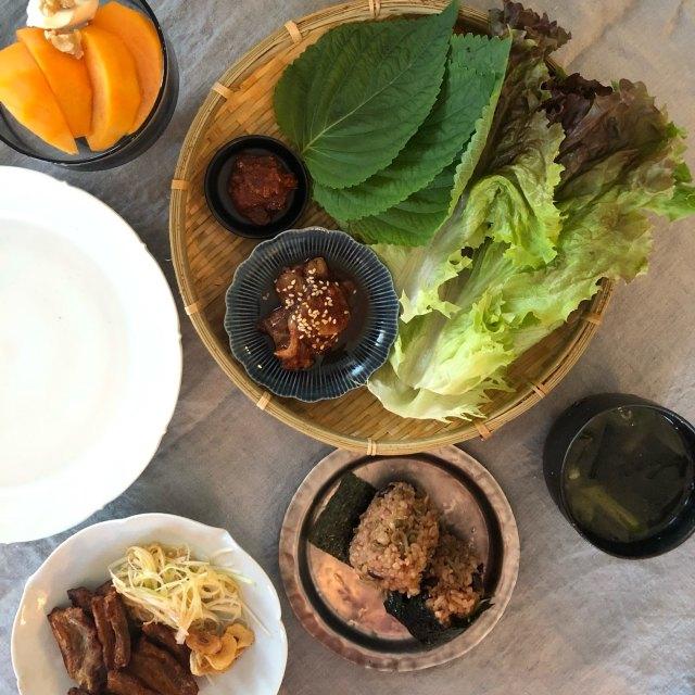 食べる美活。今年もキムチ作り教室へ。_1_3-3