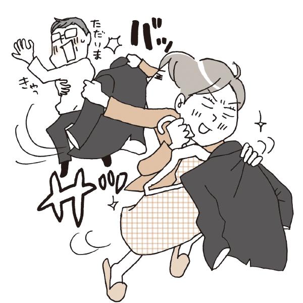夫のニオイ、撃退24時! 加齢臭対策に妻のサポート必須!_2_1