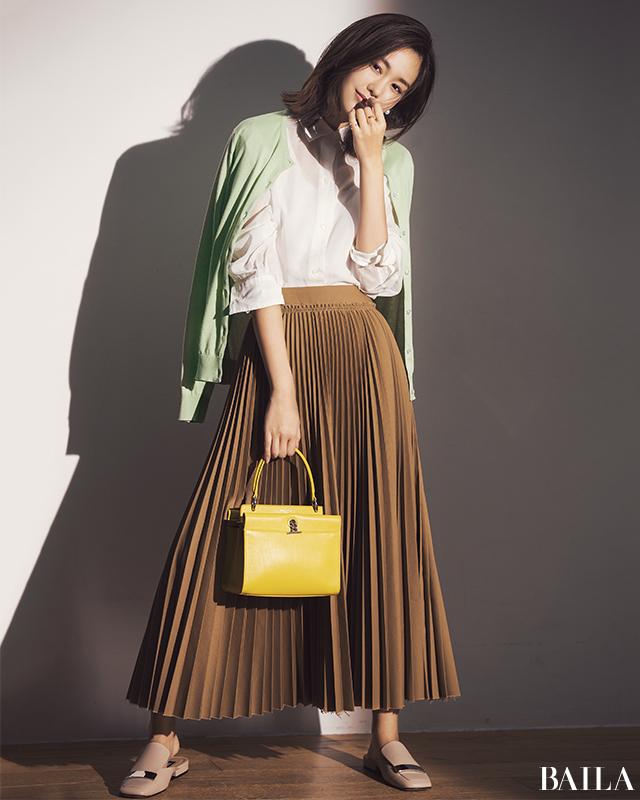 【男性ウケ抜群】アラサー的・夏のモテるファッション30コーデ!_1_17