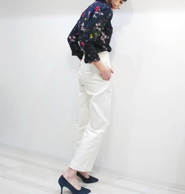 【ユニクロ×イネス 2020年春夏コレクション】で大人のフレンチ・シックコーデ_1_6