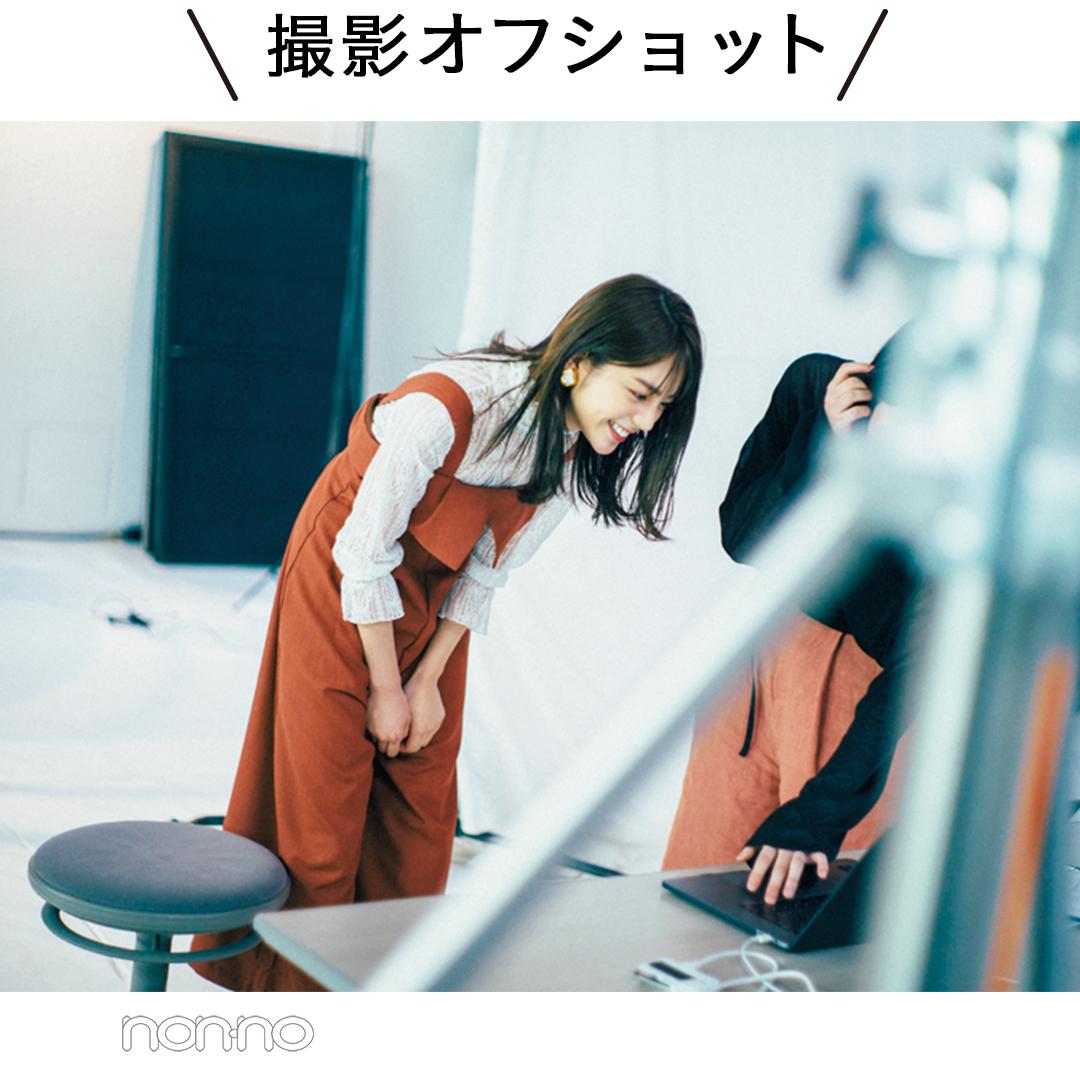 ZIP! のお天気キャスター、貴島明日香が新ノンノモデルに決定! _1_3-5