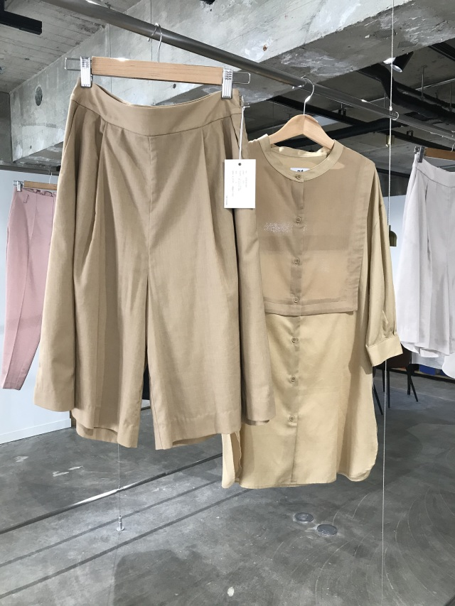 服を大切にする女性に向けたブランド【Rut ラット】 2021SS展示会へ_1_2-1