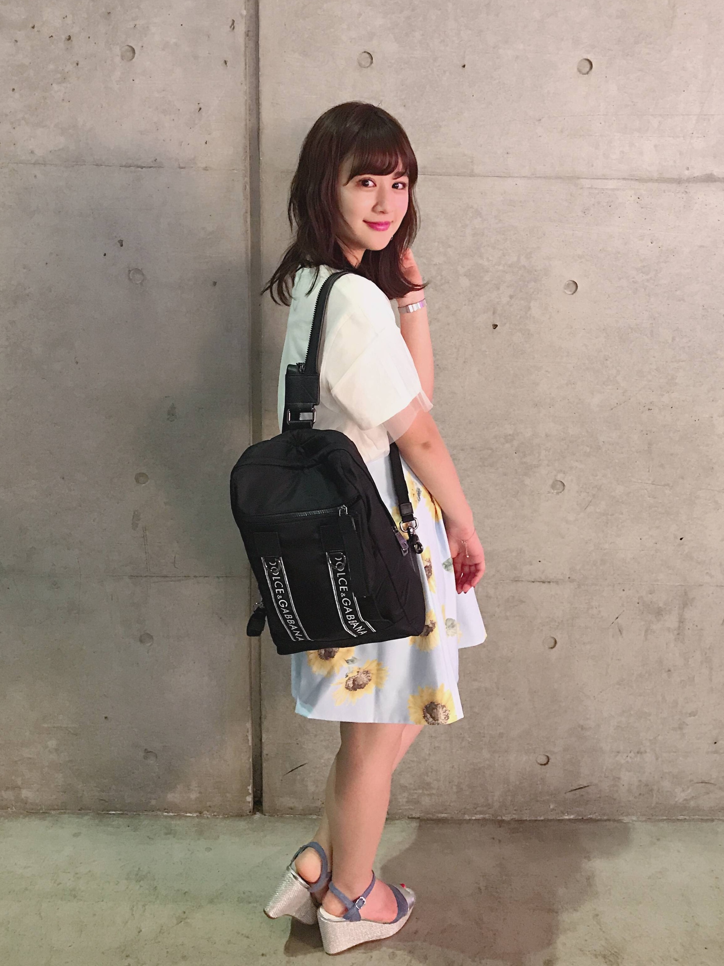 Girls Award2018/ssレポ&華やかコーディネート❤︎_1_6