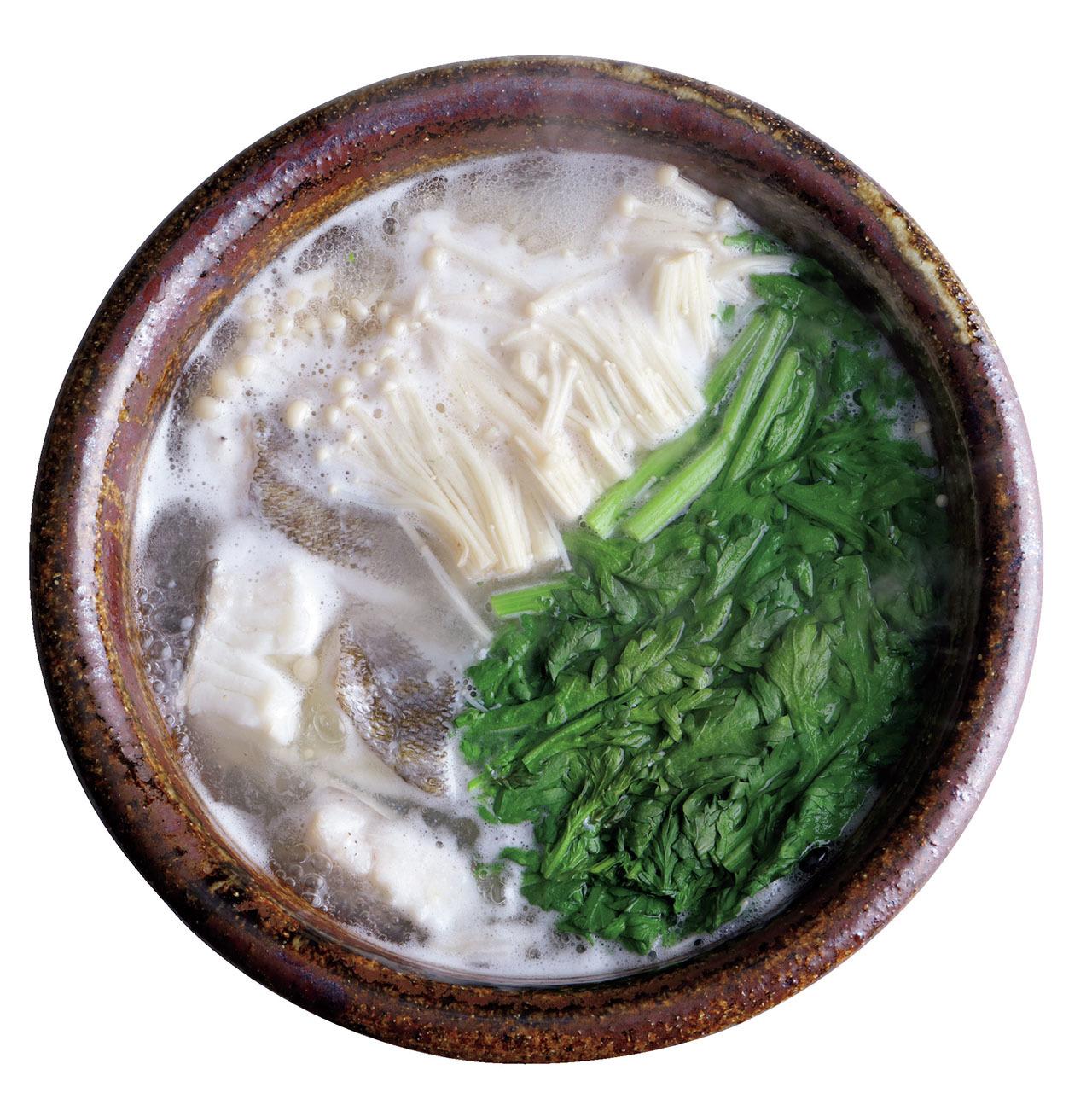 2〜3品の素材で作るシンプル鍋! 料理家ウー・ウェンさんの究極レシピ 五選_1_1-5
