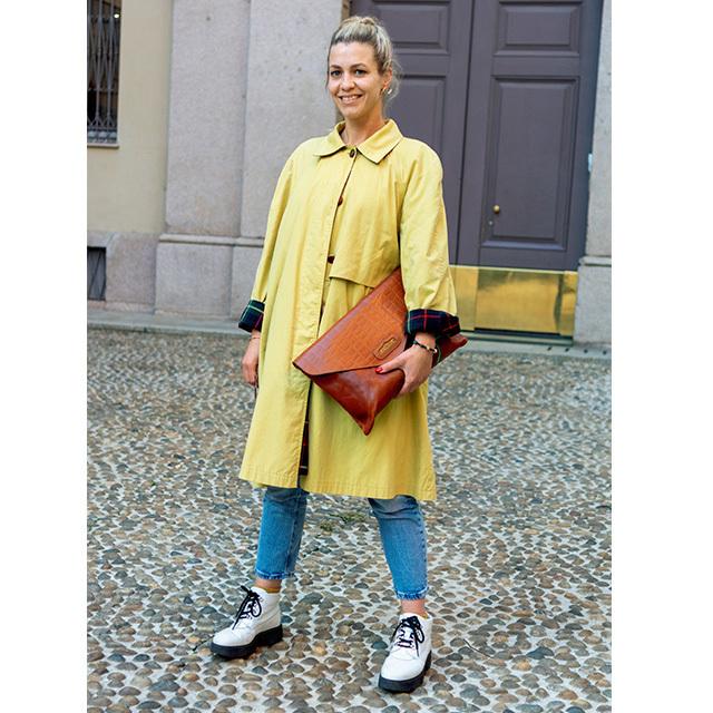 ヨーロッパマダムのトレンド 雰囲気をぱっと明るくしてくれる「きれい色アイテム」